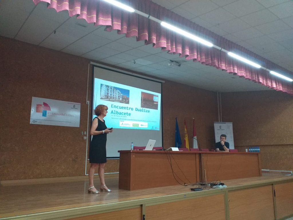 Fotos I Encuentro Profesores Familia Profesional Informática y Comunicaciones (10)