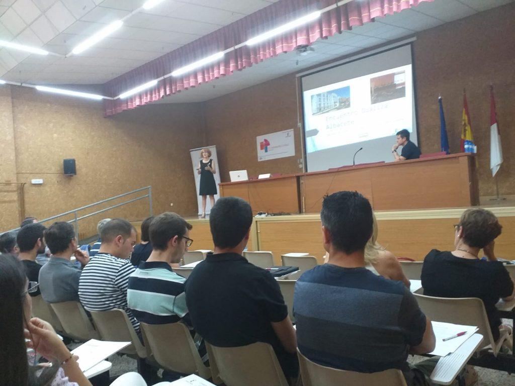 Fotos I Encuentro Profesores Familia Profesional Informática y Comunicaciones (11)