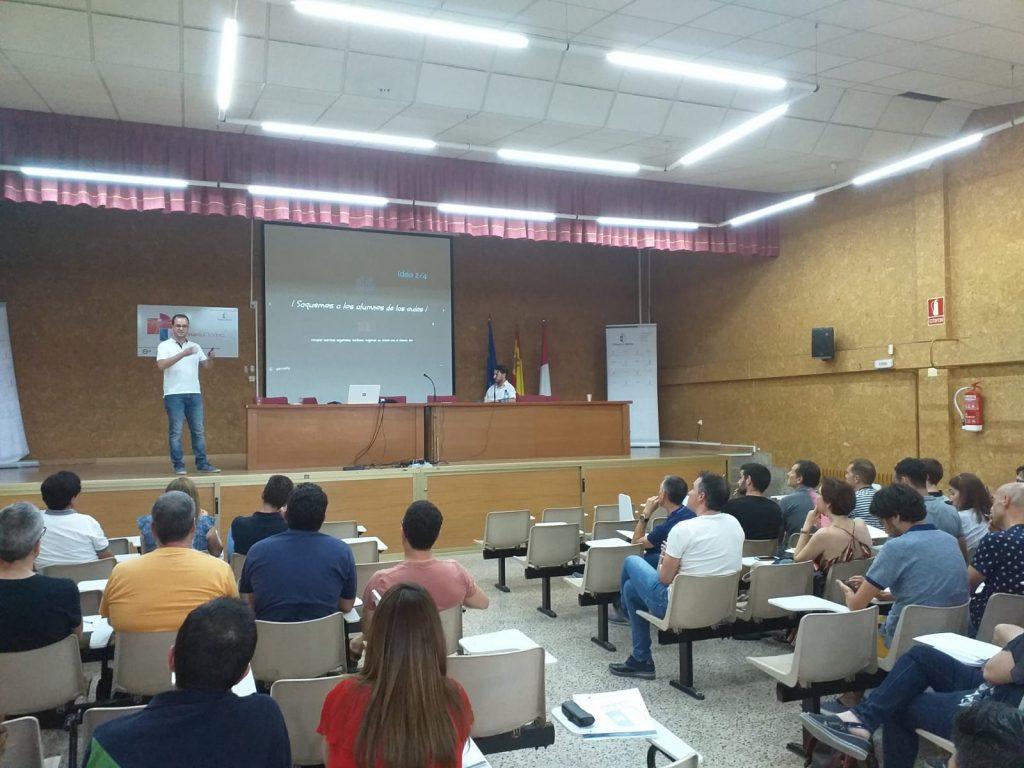 Fotos I Encuentro Profesores Familia Profesional Informática y Comunicaciones (2)
