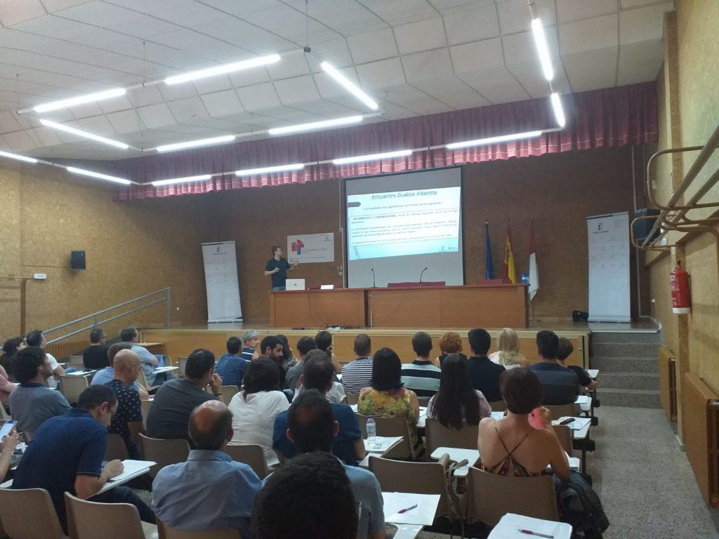Fotos I Encuentro Profesores Familia Profesional Informática y Comunicaciones (9)