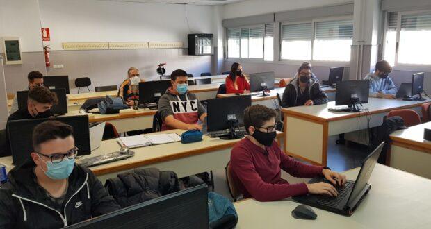 Alumnos IES Leonardo Da Vinci Albacete